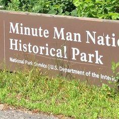 Minute Man National Historical Park ...