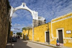 Izamal – The Yellow City on http://yucatan.for91days.com