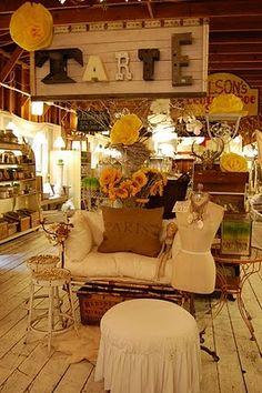 barn house shop