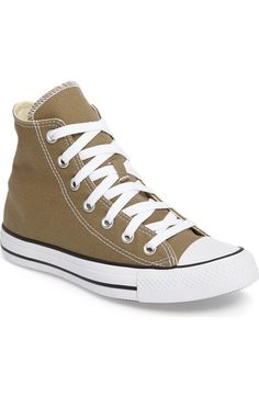 Converse Chuck Taylor® All Star® Seasonal High Top Sneaker (Women) available at #Nordstrom