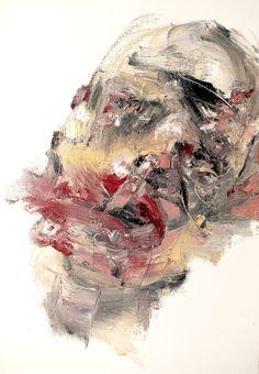 "Saatchi Online Artist: Jaeyeol Han; Oil 2013 Painting ""Passersby, Goodbye"" #onetowatch"