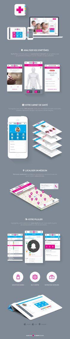 DocForYou - Votre check-up santé dans la poche. | Seempl Studio