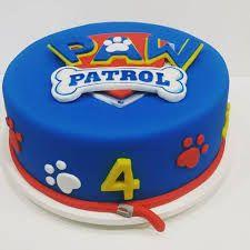 Resultado de imagem para bolos pasta americana patrulha canina Paw Patrol Birthday Cake, Paw Patrol Cake, Brownie Cupcakes, Cupcake Cakes, Cumple Paw Patrol, 3rd Birthday Parties, Sugar Cookies, Brownies, Projects To Try