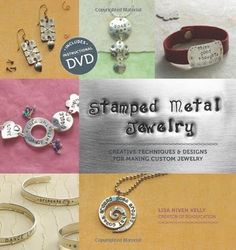 This will be fun to try!   Must try!  #ecrafty @Kim at eCrafty.com #stampedmetalblanks #jewelrysupplies  #stampedmetaljewelry #necklacesupplies #ballchainnecklaces #jumprings #metalstampingblanks