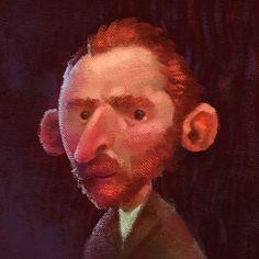 (1) Gabriel Soares - Van Gogh