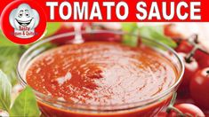 MOLHO DE TOMATE RÚSTICO E RÁPIDO, CHEF'S SPECIAL TOMATO SAUCE Good Food, Yummy Food, Tasty, Best Food Ever, Amazing Recipes, Tomato Sauce, Make It Yourself, Fruit, Vegetables