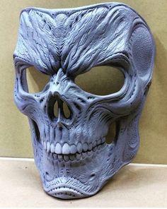 Skull mask ideas