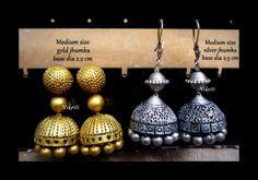 Terracotta jewellery by Vikriti Clay works
