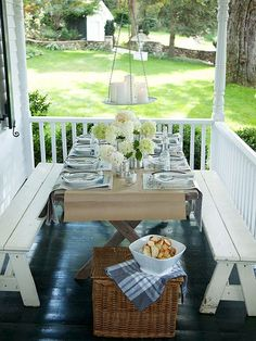 34 Inviting Outdoor Dining Spaces In Various Styles | DigsDigs