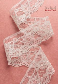 "Simplicity Creative Group - 2-1/2"" Double Daisy Lace in Natural"