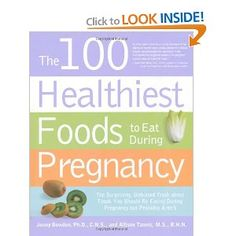 Today's giveaway is a pregnancy nutrition book, The 100 Healthiest Foods to Eat During Pregnancy:The Surprising Unbiased Truth about Foods You Should be Eating During Pregnancy but Probably Aren't.  Eat the best foods for your baby's development!