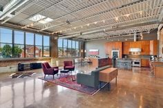 Massive 4,000-square-foot West Town Industrial Loft Seeks $775K - Curbed Chicago