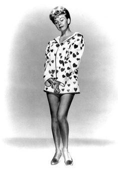 Doris Day, in Pajama Game