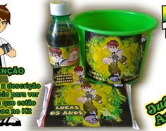 Kit Cinema Ben 10
