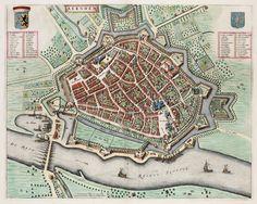 Aernhem (Atlas van Loon 1649)