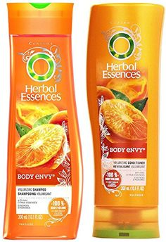Herbal Essences Body Envy Shampoo & Conditioner Set (10.1 Fl Oz Ea) Review