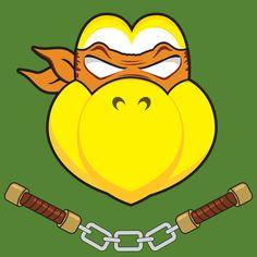 Koopa Orange - NeatoShop