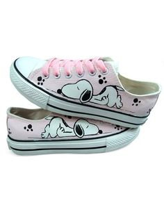 """""""In the style of"""" Pink Sneakers"""
