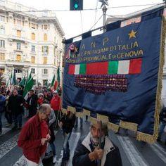 """Offerte lavoro Genova  """"Spiacenti non ci sono le condizioni""""  #Liguria #Genova #operatori #animatori #rappresentanti #tecnico #informatico Corteo antifascista il no dellAnpi"""