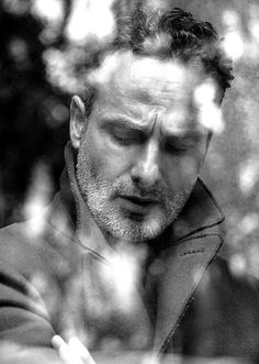 The Hollywood Reporter Daryl And Rick, Walking Dead Tv Show, Old Adage, The Hollywood Reporter, Andrew Lincoln, Rick Grimes, S Stories, British Actors, Lee Jeffries
