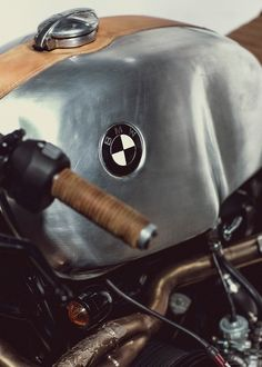 BMW Tank