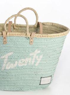 I Love Baskets @ Home To Shop or For The Beach www.twentyviolets.com oficial home
