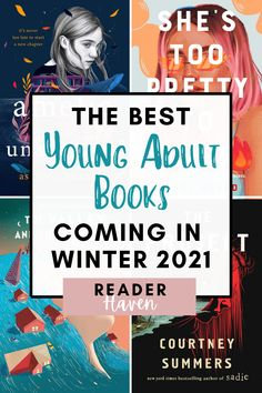 Calling all young adult book lovers! There are SO many awesome books coming out in 2021. So I'm sharing some of the most-anticipated 2021 YA book releases coming in January, February, and March! This book list focuses on contemporary, romance, fantasy and YA mystery / thriller genres. #youngadultbooks #yabooks #booklist #2021books