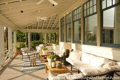 Southern Living Idea House Porch-Palmetto, SC