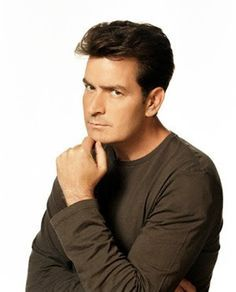 Charlie Sheen - Winning in MY book Two And A Half, Half Man, Famous Men, Famous People, Charlie Sheen Winning, Skinny Girls, Celebs, Celebrities, Movie Characters