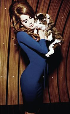 Lana Del Rey ... KITTY!!! :3
