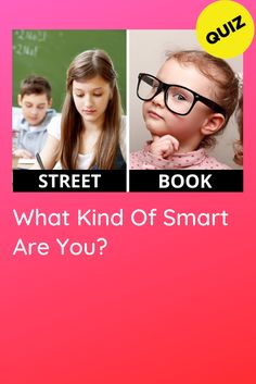 Are you smart? If yes then which kind are you exactly. Well, take this personality quiz to know more! Quizzes For Tweens, Life Quizzes, Quizzes About Boys, Quizzes Funny, Fun Quizzes To Take, Buzzfeed Personality Quiz, Fun Personality Quizzes, Disney Personality Quiz, Intelligence Quizzes
