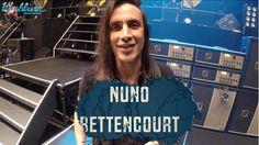 Nuno Bettencourt plays Washburn & Randall (2014)