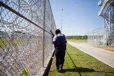 Drones Smuggle Contraband Over Prison Walls | It is the high-tech version of smuggling into a prison, and it underscores the headache that drones are now creating for law enforcement and national security officials, who acknowledge that they have few, if any, ways of stopping them. Higher fences have been put up to stop throwing things over them. Now they're just flying over them.