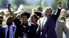 1990: ANC unbanned, Mandela released after 27 years in prison [S]