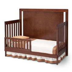 Simmons Kids Chevron 4-in-1 Convertible Crib-N-More