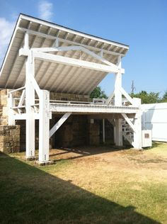 The Gallows Judge Parker used in Fort Smith Arkansas
