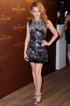 100 Dresses We Loved at the Cannes Film Festival Kylie Minogue, Cannes Film Festival, Red Carpet Fashion, Peplum Dress, Celebrity Style, High Neck Dress, Singer, Formal Dresses, Celebrities