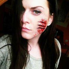 wound makeupart