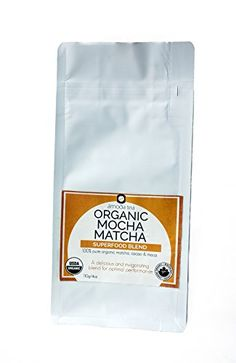 ORGANIC SUPERFOOD MOCHA MATCHA 4oz ** More info could be found at the image url.