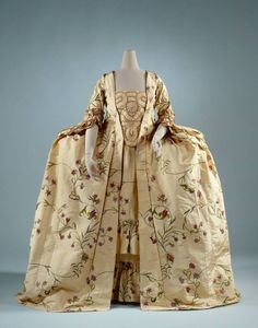 Historical fashion and costume design. Vintage Outfits, Vintage Gowns, Vintage Mode, Vintage Fashion, 18th Century Dress, 18th Century Clothing, 18th Century Fashion, Historical Costume, Historical Clothing