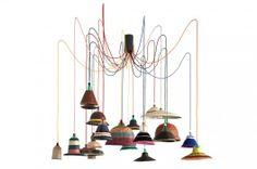 PET Lamp / Álvaro Catalán de Ocón