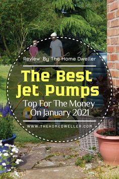In this review, I am concentrating on jet pumps. Jet pumps work differently from submersible pumps, jet pumps suck water up, while submersibles push the water up. This main difference provides you with a dry pump, usually located close to the water source, and generates a suction to pull water out from its source. #jetpump #jetpumpforyard #bestjetpump #yardworks #onyard