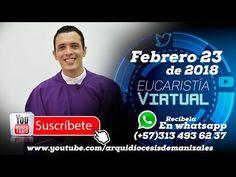 MI RINCON ESPIRITUAL: EUCARISTÍA VIRTUAL - MISA DE HOY | Viernes 23 de ...