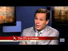 CFL Commission Mark Cohon tells Steve Paikin why the Canadian Football League is a reflection of Canada.