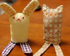 Blog de Goanna: Tutorial: Como hacer Animales en Tela. Ideal para principiantes.