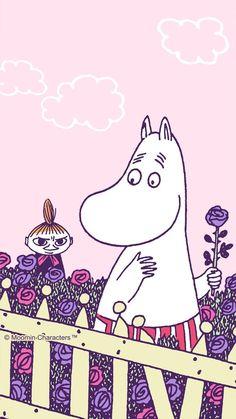 Cartoon Photo, Cartoon Images, Cartoon Drawings, Beast Wallpaper, Iphone Wallpaper, Little My Moomin, Moomin Cartoon, Moomin Wallpaper, Moomin Valley