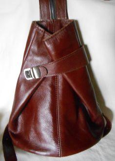 unique women's backpack backpack  handbag leather от Larasmagic, $150.00