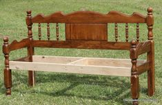 headboards to benches