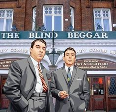 The Brothers had sex with each other Gangster Style, Real Gangster, Lorde, The Krays, Crime, Ghost Walk, Al Capone, All I Ever Wanted, Old London