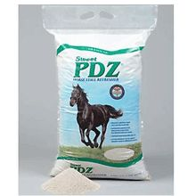 "Sprinkle Sweet PDZ liberally where the birds make their mess. Reapply regularly on the most frequently used roosting areas, and you'll be well on your way to a healthy, safe and pleasant smelling chicken house. Sweet PDZ also makes it much easier to remove the droppings when cleaning out the chicken's house. As an added benefit Granular Sweet PDZ can be safely eaten by the birds and used by them to grind their food. Clean smelling chickens = healthy chickens"". - Sweet PDZ"